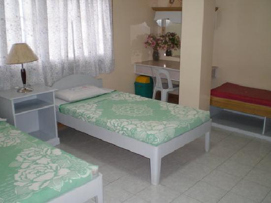 Guiuan, Philippines: Very clean rooms, double