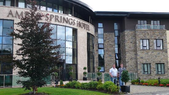 Amber Springs Hotel and Health Spa: Hotel