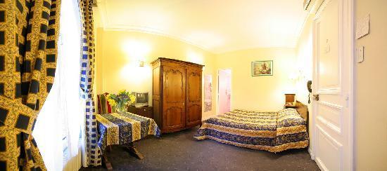 Hotel Bonaparte: Chambre