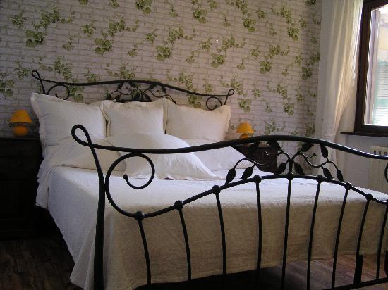 Casale dell'Insugherata B&B : la nostra suite