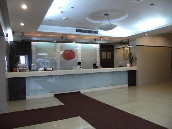 Hedong Hotel : Lobby
