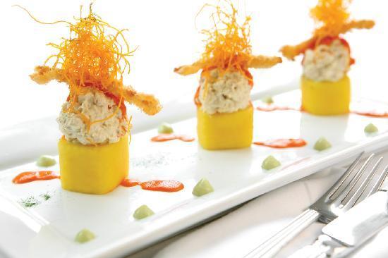 SUMAQ Machu Picchu Hotel: Exquisite Gastronomy