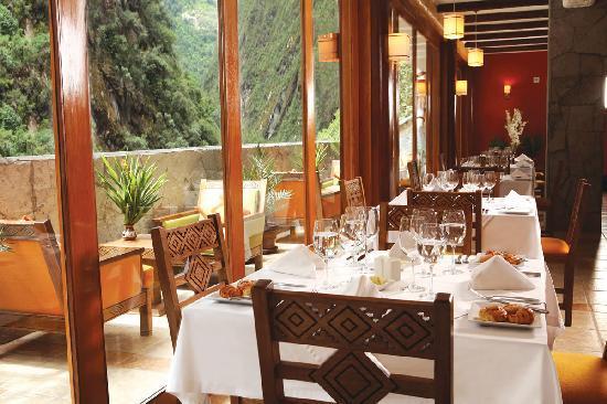 SUMAQ Machu Picchu Hotel: Qunuq Restaurant