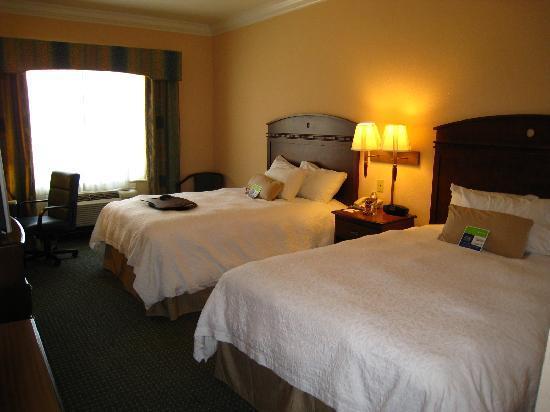 La Quinta Inn & Suites Corpus Christi-N Padre Isl.: Zimmer im Hampton Inn
