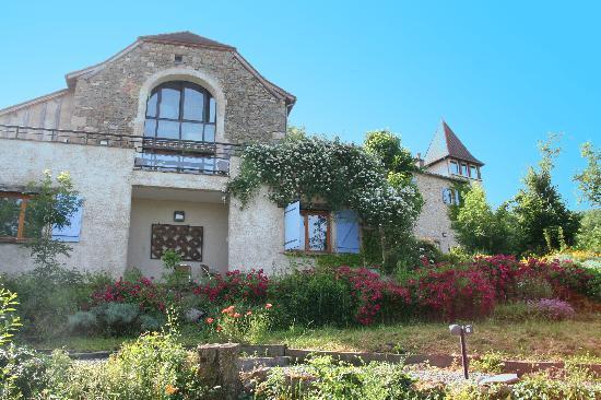 Restaurant Le Murier de Viels : The Terrace