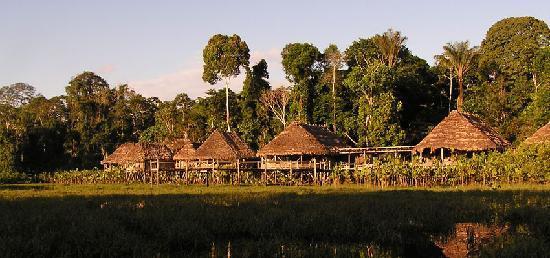 Pastaza Province, Equador: Kapawi Ecolodge