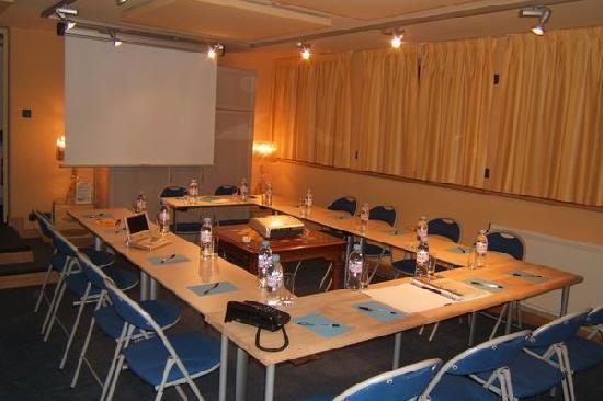 Hôtel de Clisson : Salle de réunion