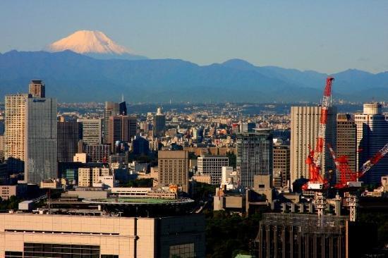 Mount Fuji: Mt. Fuji in morning