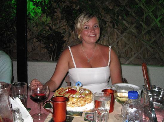 fira ett års dag Här firar vi min väninnas 20 årsdag på Agalma =)   Picture of  fira ett års dag