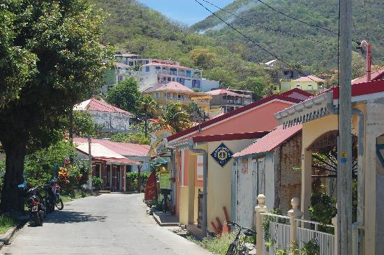 Boone Vacances : streets of terre de haut