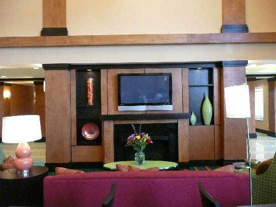Fairfield Inn & Suites Birmingham Pelham/I-65: Lobby