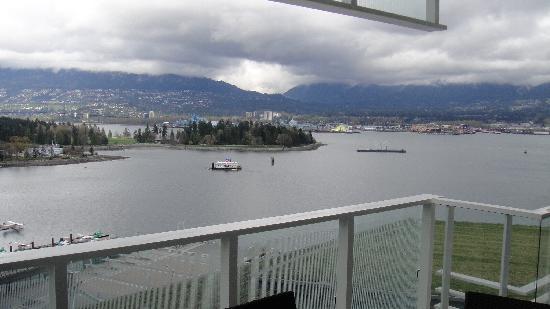 Fairmont Pacific Rim: The View