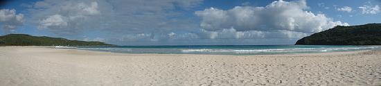 Culebra Beach Villas : The beach view RIGHT outside the villas