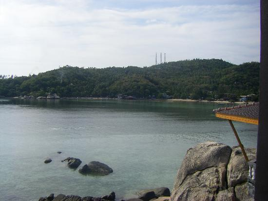 Taatoh Resort & Freedom Beach Resort: Coté droit