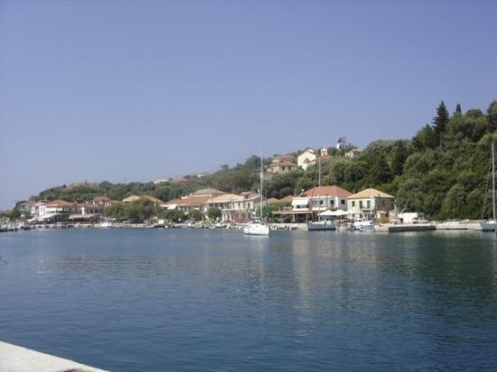 Kastos Island, Griechenland: Kalamos Grecia
