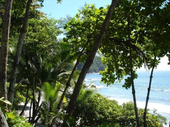 Jaco, Costa Rica: Playa Escondida - Private beach