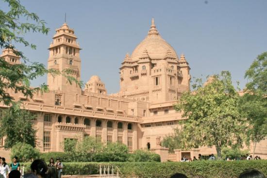 Day 41 Jodhpur 08 Umaid Bhawan Palace