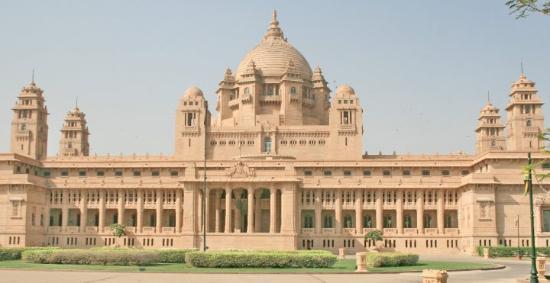 Day 41 Jodhpur 07 Umaid Bhawan Palace