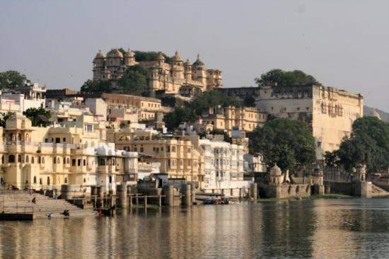 Day 51 Udaipur 195 Lal Ghat & The City Palace