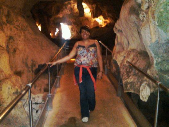San Pedro de Macoris, Δομινικανή Δημοκρατία: Cueva de Las Maravillas