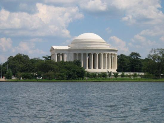 Jefferson Memorial: Jefferson Monument, Washington, DC