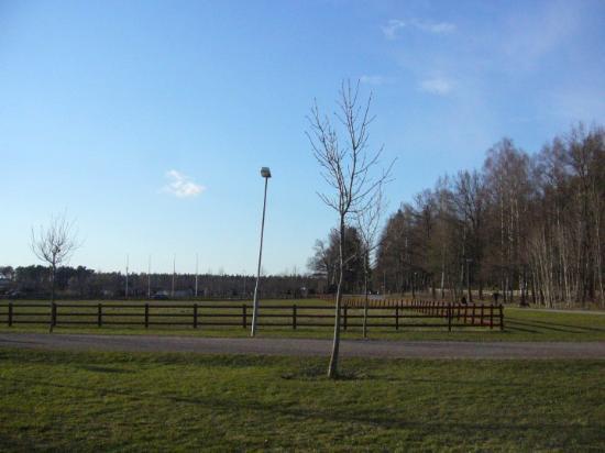 Linkoping, Sweden: 10.04.24 Gamla Linköping.