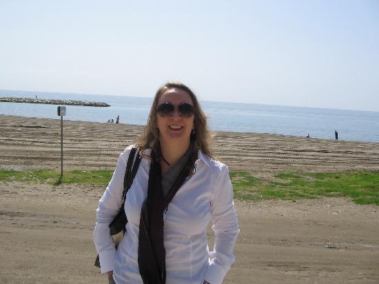 Malaga Bike Tours & Rentals by Kay Farrell: Playa Malagueta
