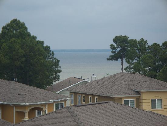 Candlewood Suites Destin-Sandestin: View from bedroom window