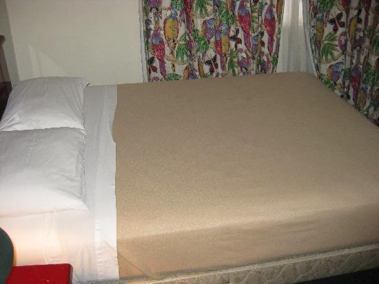 Hotel & Casino Costa Rica Morazan: Bed Standard Room