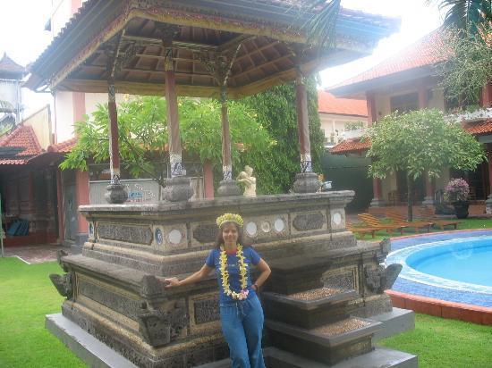 Masa Inn: Garden