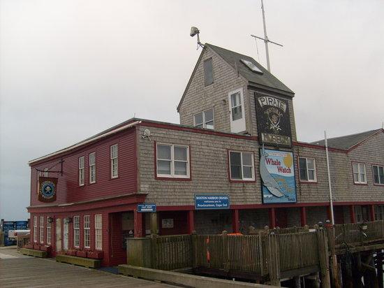 Whydah Museum: Whydah Pirate Museum