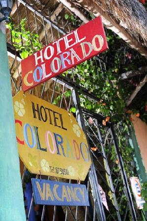 Hotel Colorado: LOGO