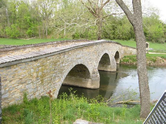 Homewood Suites Hagerstown: Antietam Battlefield