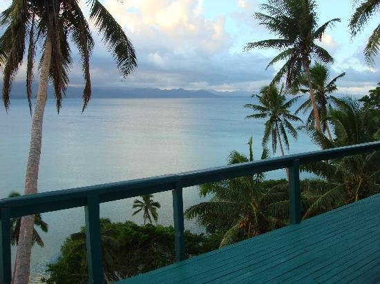 Lomalagi Resort ~ Fiji: View from our villa
