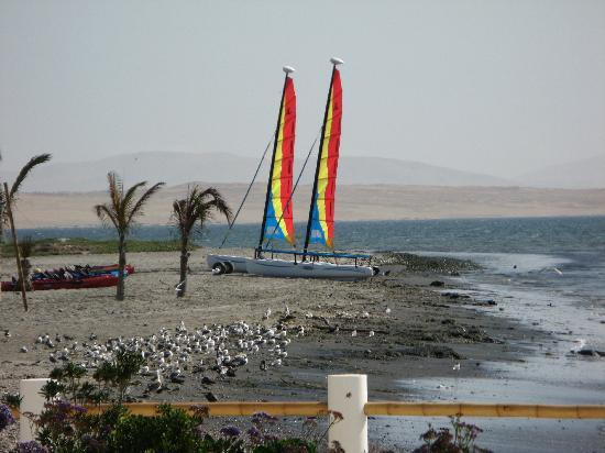 Hotel Paracas, a Luxury Collection Resort: Sailing anyone...