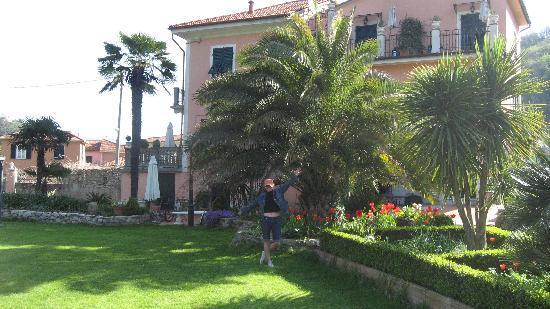 La Musa Guest House: La Musa, Lerici, near Cinque-Terre, Italy