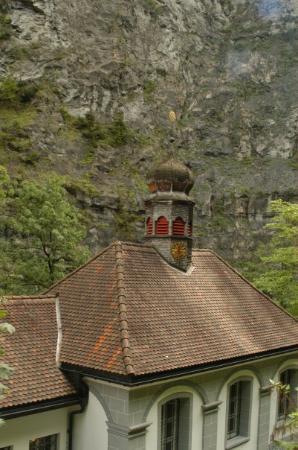 บาดรากาซ, สวิตเซอร์แลนด์: Bad Ragaz bathhouse
