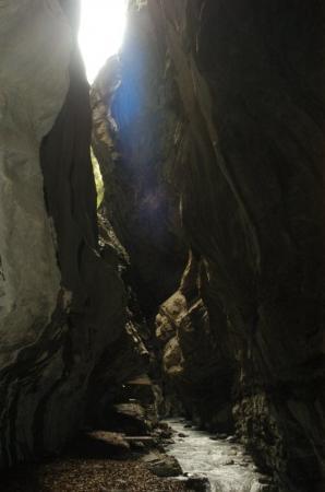 บาดรากาซ, สวิตเซอร์แลนด์: Gorge