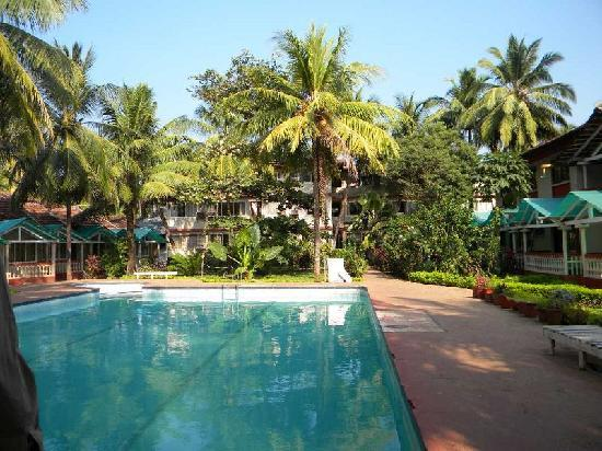 Colmar beach resort updated 2018 prices reviews goa margao tripadvisor for Resorts in goa with private swimming pool