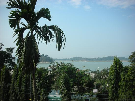 Riverview Guest House: River view