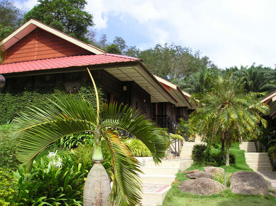 Tangkak, Malasia: Resort