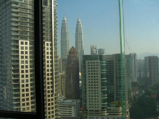 The Westin Kuala Lumpur : view from room
