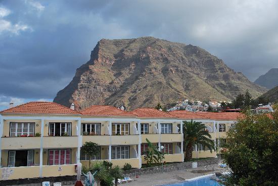Laurisilva Apartments: Sicht vom Balkon