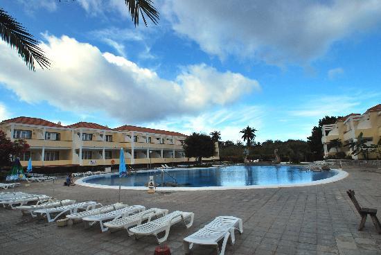 Laurisilva Apartments: Hotelanlage