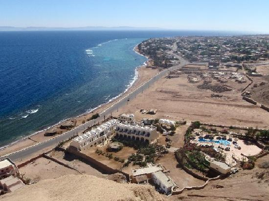 The Bedouin Moon Hotel: Hotel view