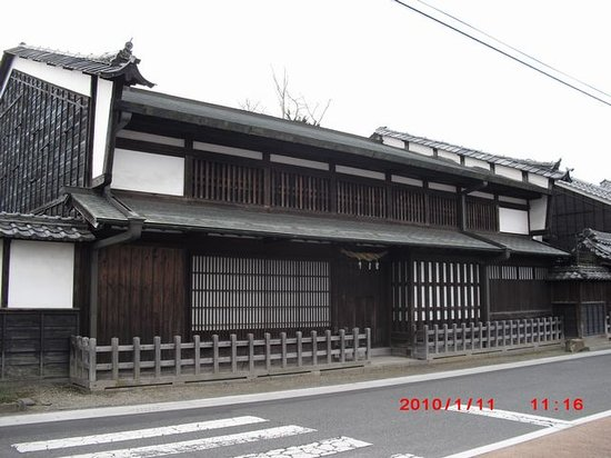 Minokamo, Japan: 脇本陣がよく保存されている