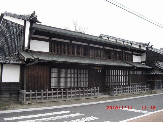 Minokamo, Japão: 脇本陣がよく保存されている