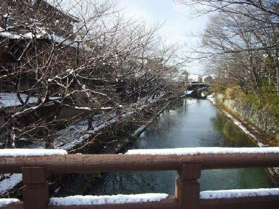 Omihachiman, Japan: 風情あるまちなみ
