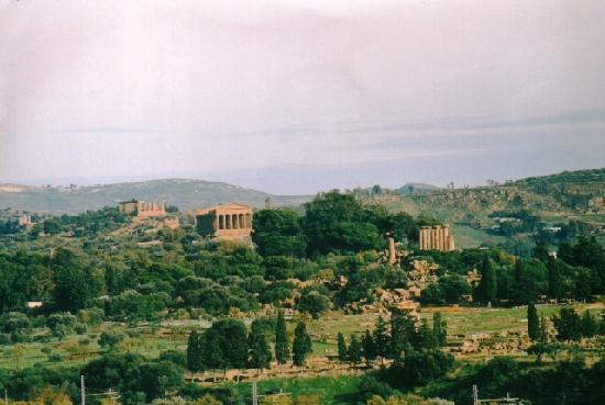 Valley of the Temples (Valle dei Templi): Valle dei Templi Agrigento