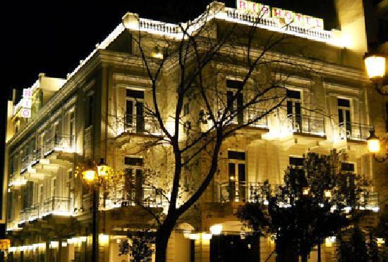 Rio Hotel: Night